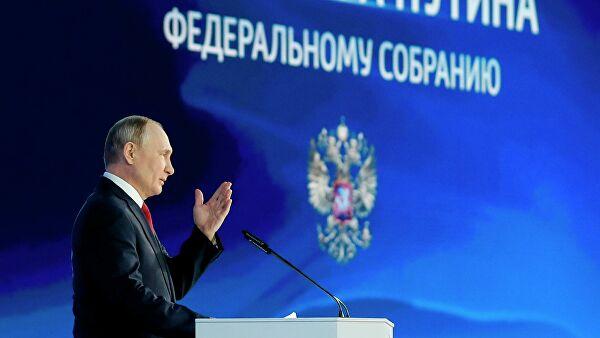 Путин заявил, что не видит необходимости в новой конституции