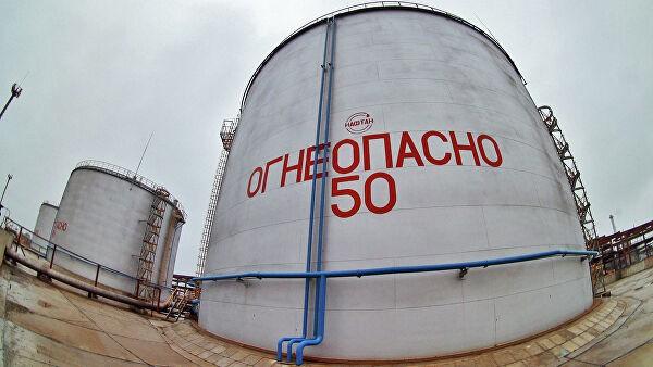 """Белорусский НПЗ """"Нафтан"""" начал переработку нефти из России"""