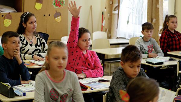 На Украине заявили о разделении детей на три сорта по языку