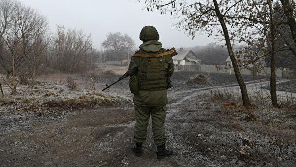В ДНР заявили о 5-кратном нарушении перемирия силовиками