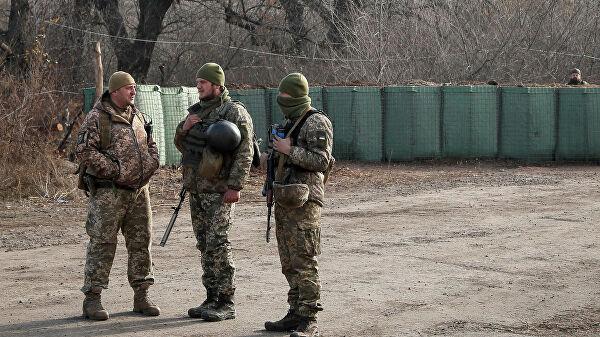 В ЛНР заявили о гибели ополченца в Донбассе