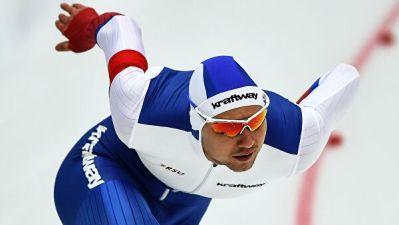 Конькобежец Кулижников: хотел сняться с ЧМ, а побил мировой рекорд