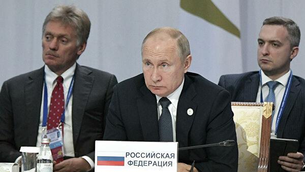 Песков рассказал о подготовке срочных визитов глав государств в Россию