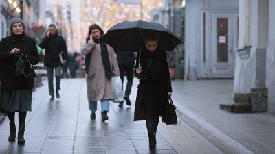 Синоптики рассказали, какая погода ждет москвичей на следующей неделе