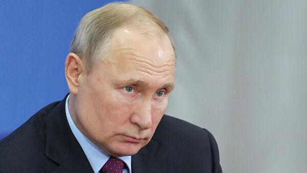 Путин примет верительные грамоты у 23 послов иностранных государств