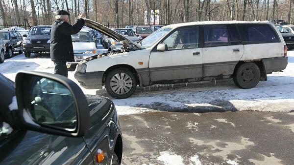 Автоконцерны поддержали инициативу повысить налог для старых машин