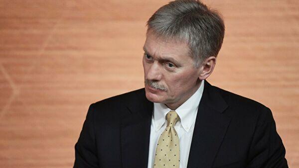 В Кремле прокомментировали ситуацию на нефтяном рынке