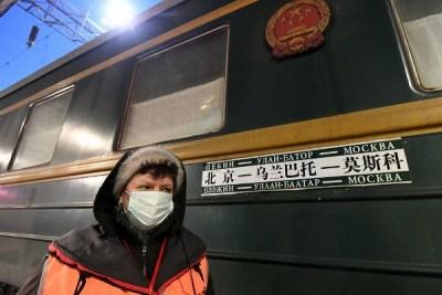 Поезд из Китая приехал в Россию без пассажиров