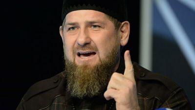 Рамзан Кадыров живёт под лозунгом «Убить коронавирус!»