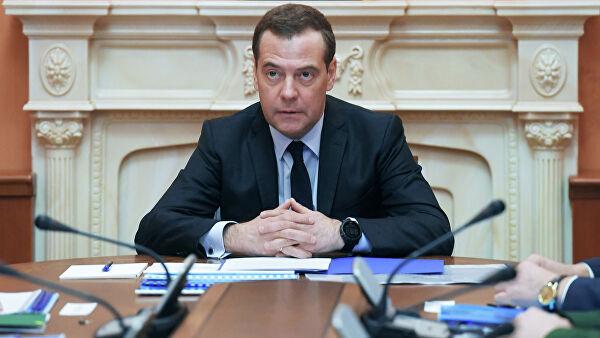 Медведев заявил о важности поддержки россиянами поправок в Конституцию