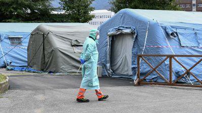 СМИ: в Германии число зараженных коронавирусом превысило 9300 человек