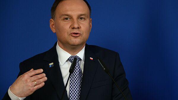 В Польше допустили перенос выборов президента из-за коронавируса