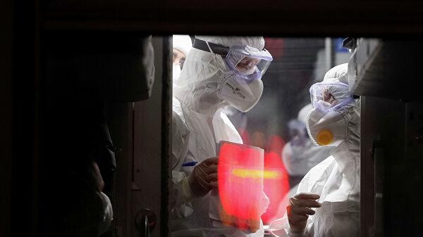 На Украине умерла женщина с подозрением на коронавирус