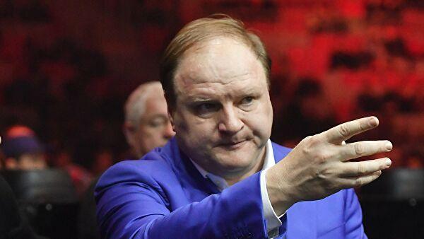 Хрюнов посоветовал главе UFC уважительнее относиться к Нурмагомедову
