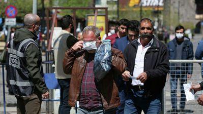 Число больных COVID-19 в Турции превысило 90 тысяч человек