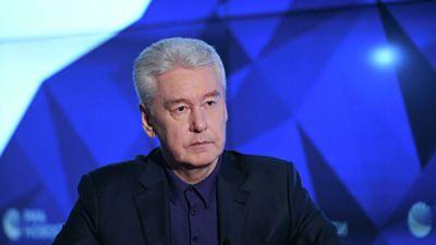 Собянин поздравил москвичей с Пасхой и пожелал им здоровья
