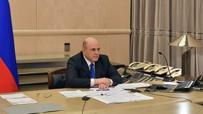 Мишустин обсудил с премьером Таджикистана борьбу с коронавирусом