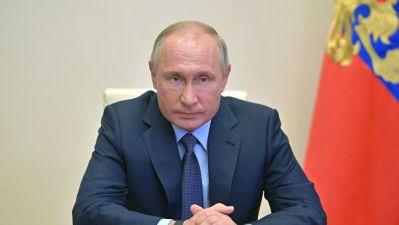 Путин поручил наладить контакты с партнерами для борьбы с COVID-19