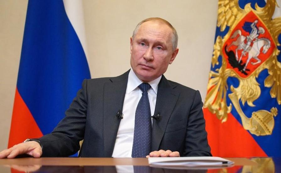 Путин снова выступит по поводу коронавируса