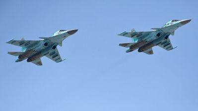 Китайские СМИ оценили боеспособность Су-34