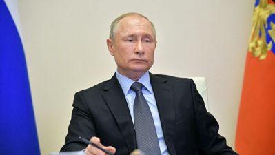Путин и Трамп подтвердили важность диалога в различных областях