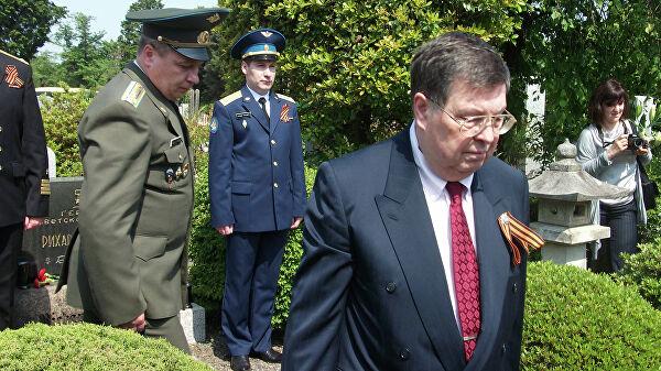 Посол России в Японии возложил цветы к могиле Зорге