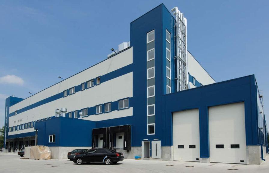 В Подмосковье разрешили работать промышленным предприятиям и стройкам