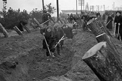 79 лет назад началась битва за Москву