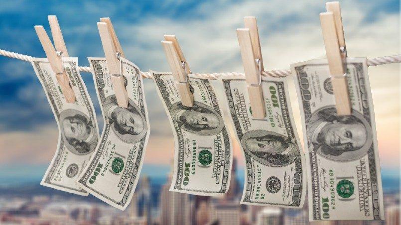 Финразведка США: Российские банки отмыли  млрд