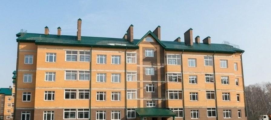 Корпуса второй очереди проблемного ЖК «Марьино Град» готовы на 90%