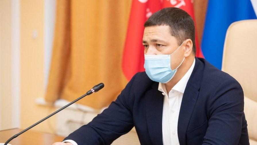 Псковский губернатор продлил антивирусные ограничения до 1 ноября