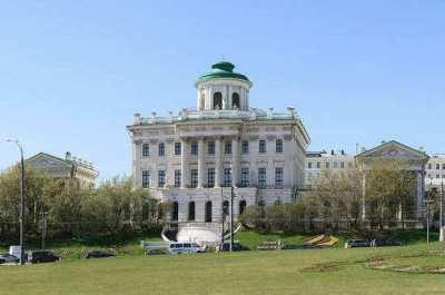 Дом Пашкова передали Российской государственной библиотеке 13 лет назад