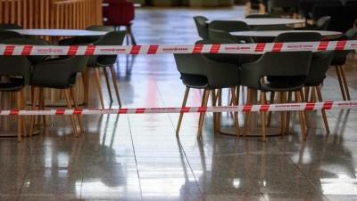 Другие услуги приостановлены: в Смольном уточнили запреты для общепита