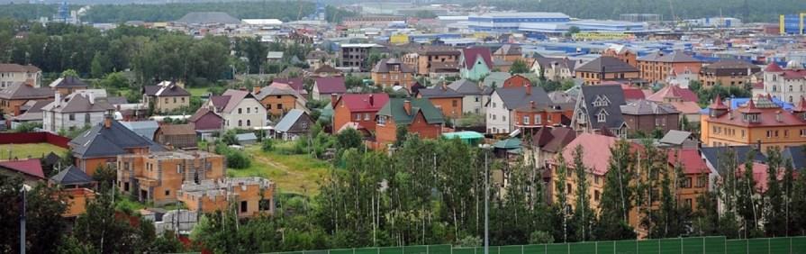 В деревне Юдановка разрешено построить коттеджный поселок