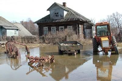 На ликвидацию последствий наводнения в Иркутской области выделят дополнительные средства