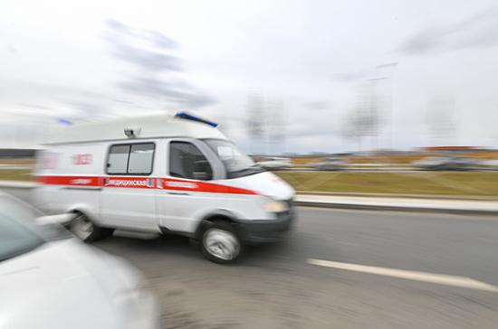 В Новосибирской области в ДТП с участием автобуса погибли пять человек