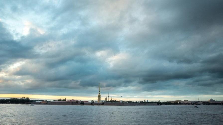 В Петербург придёт влажное атлантической тепло