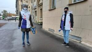 В Петербурге закрасили более 800 надписей с рекламой наркотиков