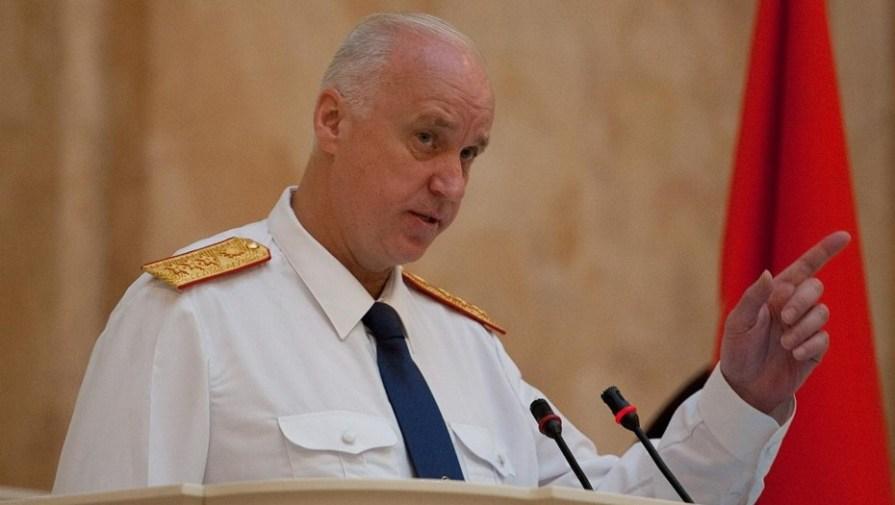 Бастрыкину доложили о ходе расследования убийства депутата Петрова