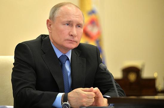 Путин обсудил с Нетаньяху перспективы сотрудничества по российской вакцине от COVID-19