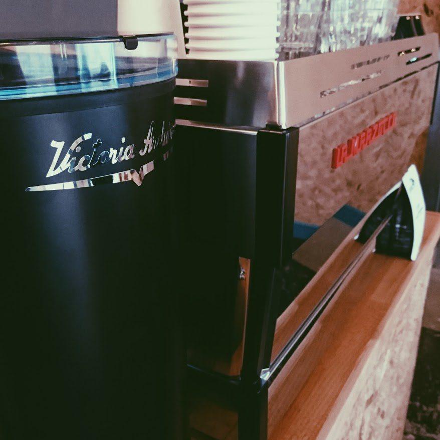 king street coffee coffee machine