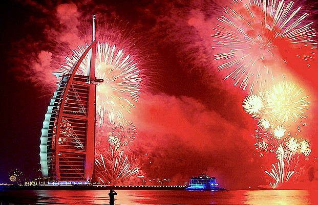 New Years Eve in Dubai 2019 is experience of lifetime