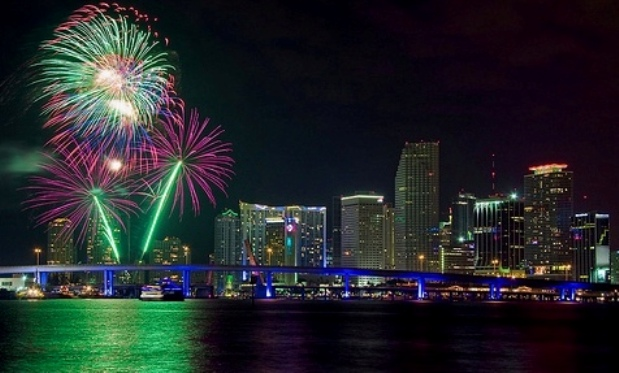 Explore New Years Eve in Miami 2019