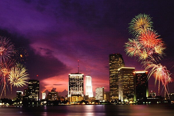 Image result for miami new years eve 2020