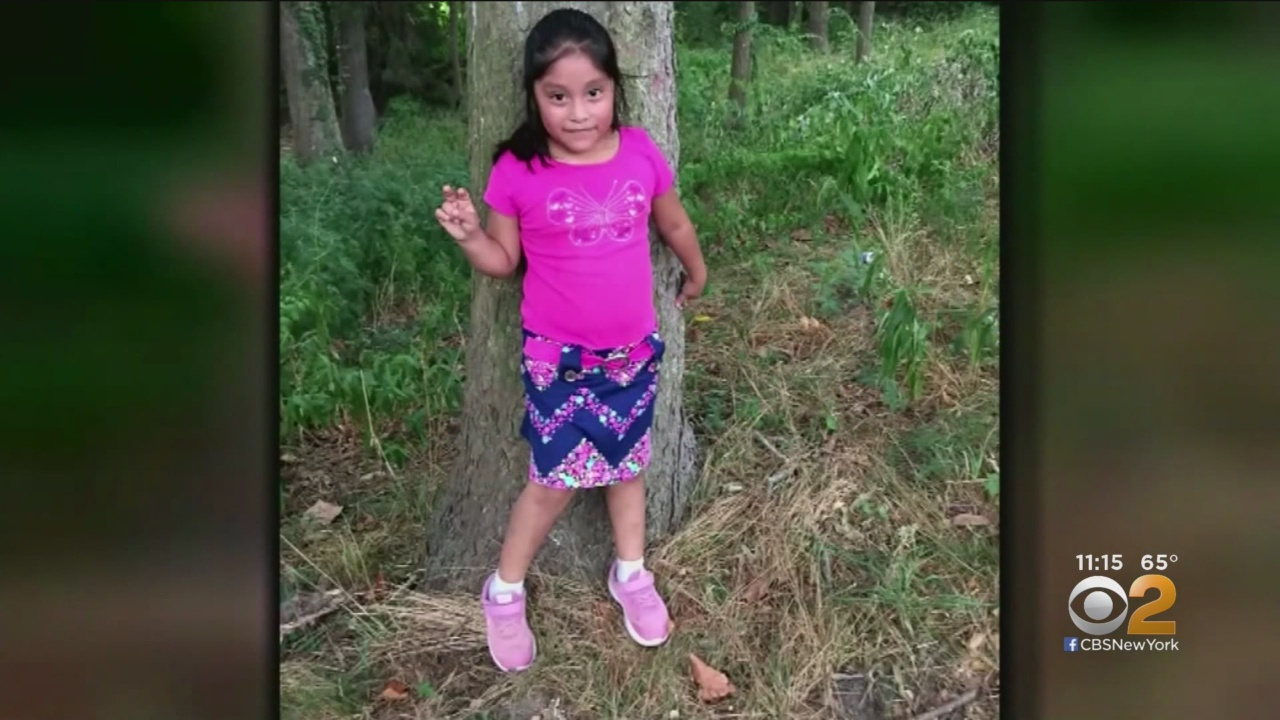 FBI Offers $5,000 Reward For Info Leading To Missing 5-Year-Old Dulce Maria Alavez
