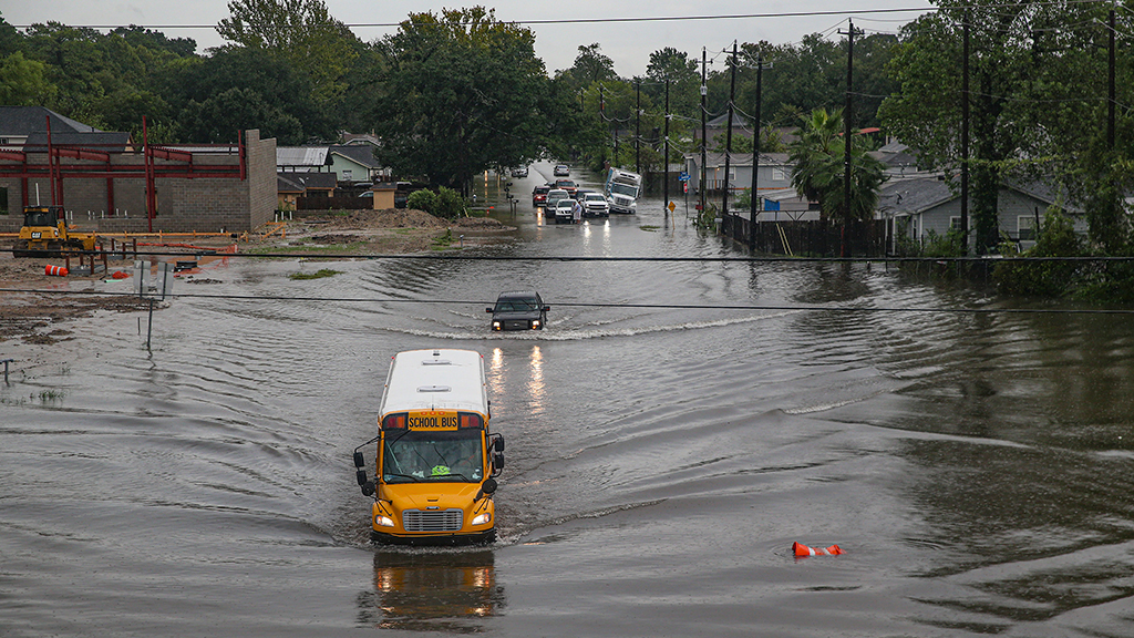 At Least 2 Dead After Tropical Storm Imelda Batters Southeast Texas