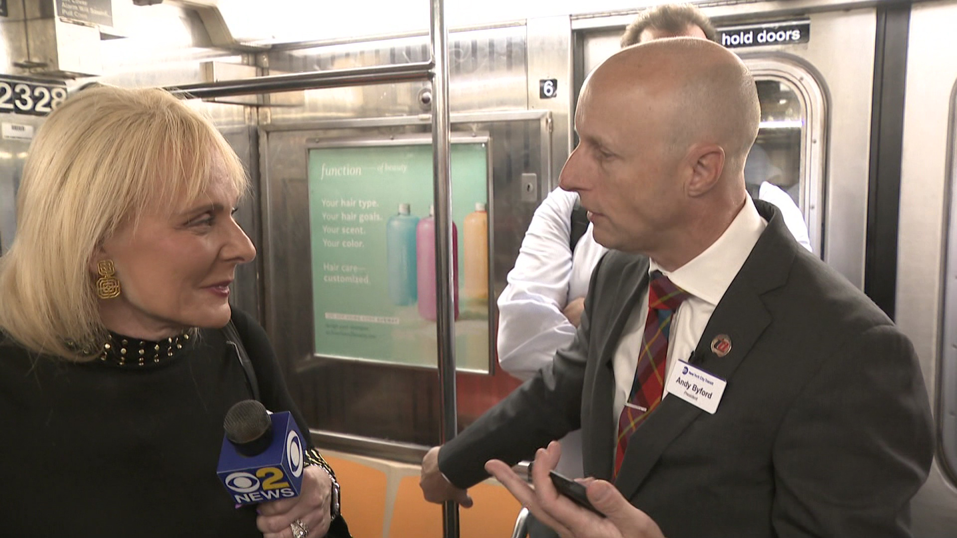 Byford Enjoyed 2 Successful Years With MTA, But Ultimately Grew Frustrated Over Clashes With Gov. Cuomo