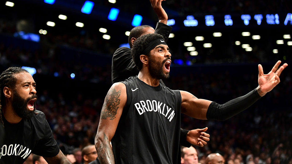 Despite Brooklyn's Best Rebounding Effort, Raptors Beat Nets 110-102