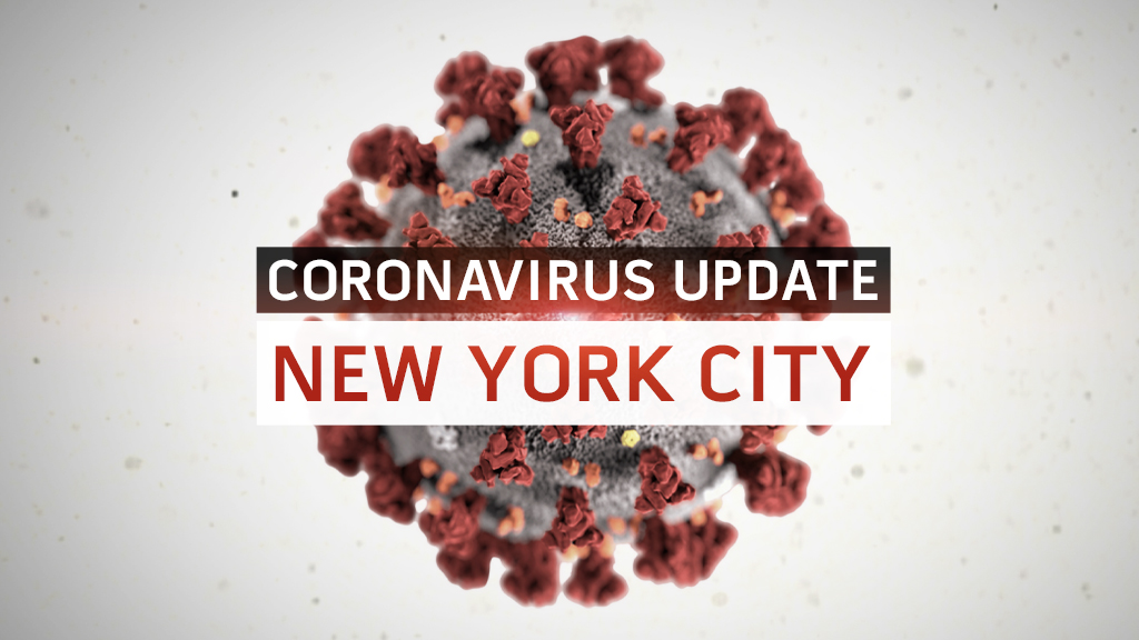 Coronavirus Update: NYC Emergency Management Commissioner Says City's Biggest Need Is Medical Personnel