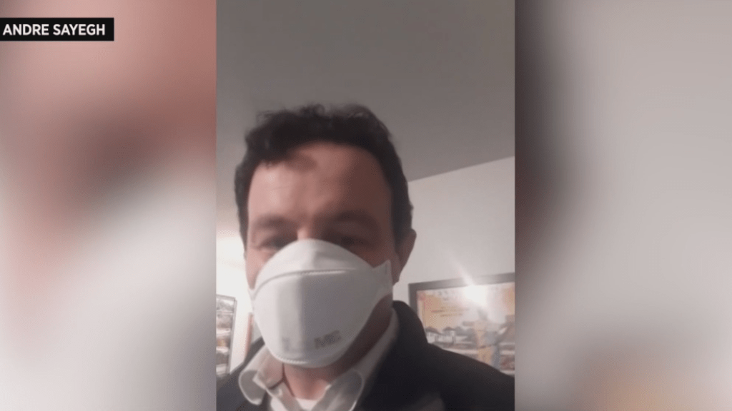 Coronavirus Update: Paterson Mayor Andre Sayegh Tests Positive